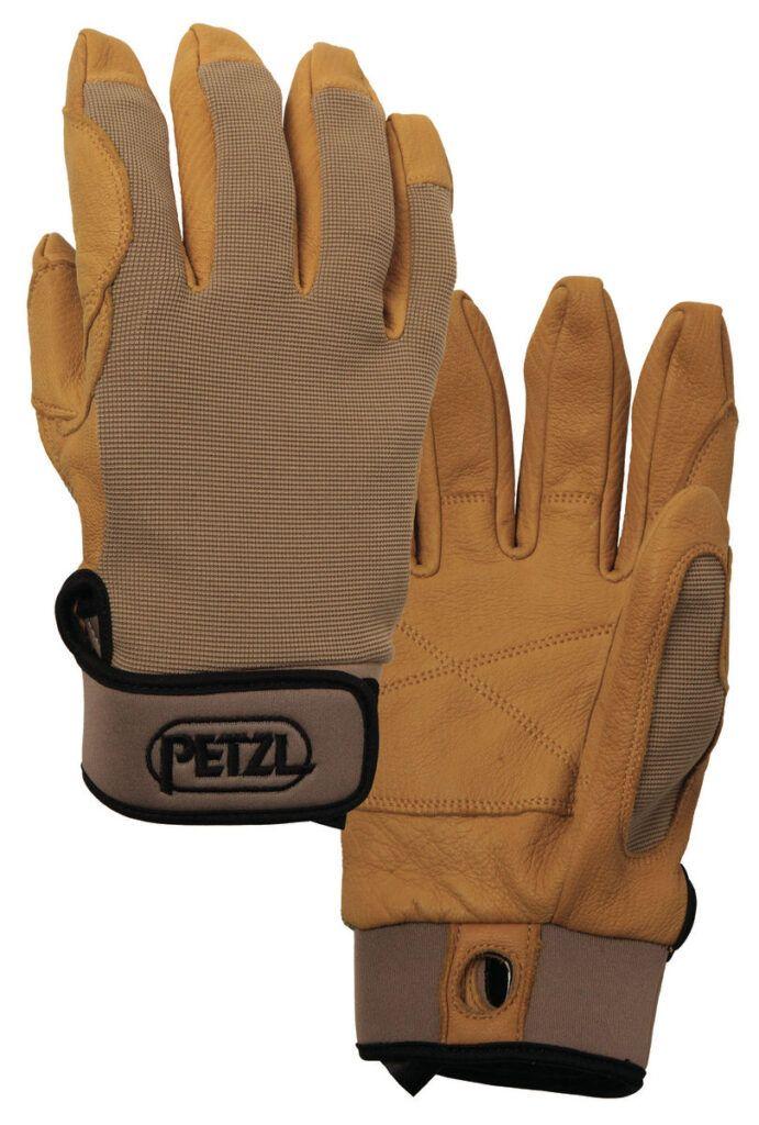 cordex guantes rapel aseguramiento