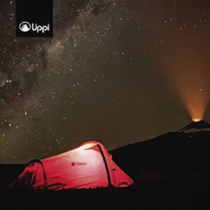 carpa campamento trekking alta montaña lippi peru