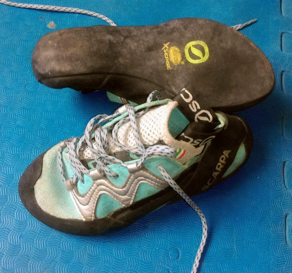 scarpa compra venta pies de gato usados lima escalada